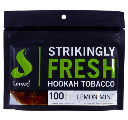 табак Fumari Lemon Mint