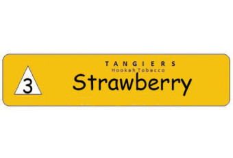 Табак для кальяна Tangiers Noir Strawberry