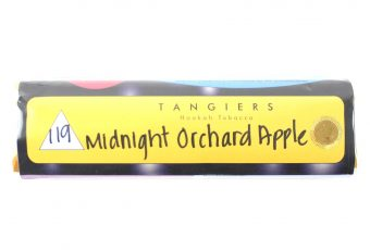 ТАБАК TANGIERS NOIR MIDNIGHT ORCHARD APPLE