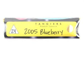 ТАБАК TANGIERS NOIR 2005 Blueberry