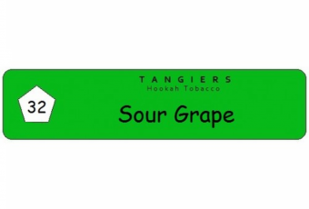 ТАБАК TANGIERS BIRQUQ SOUR GRAPE