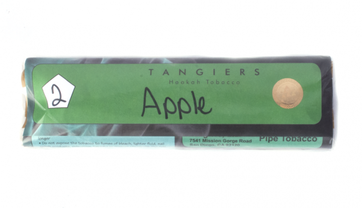 ТАБАК TANGIERS BIRQUQ APPLE