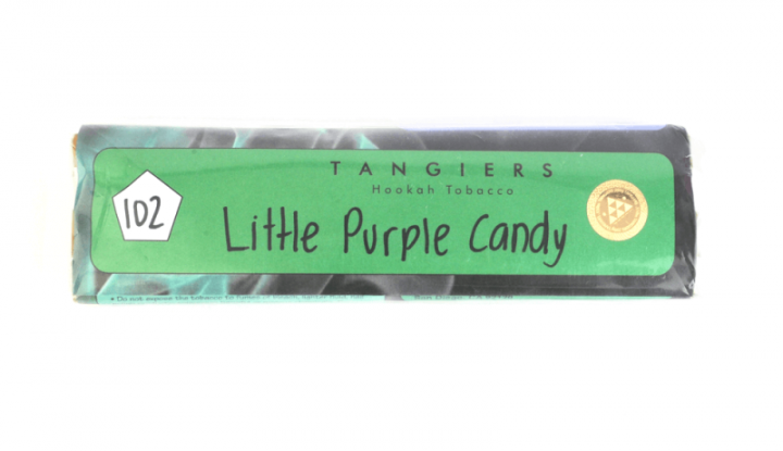 ТАБАК TANGIERS BIRQUQ LITTLE PURPLE CANDY